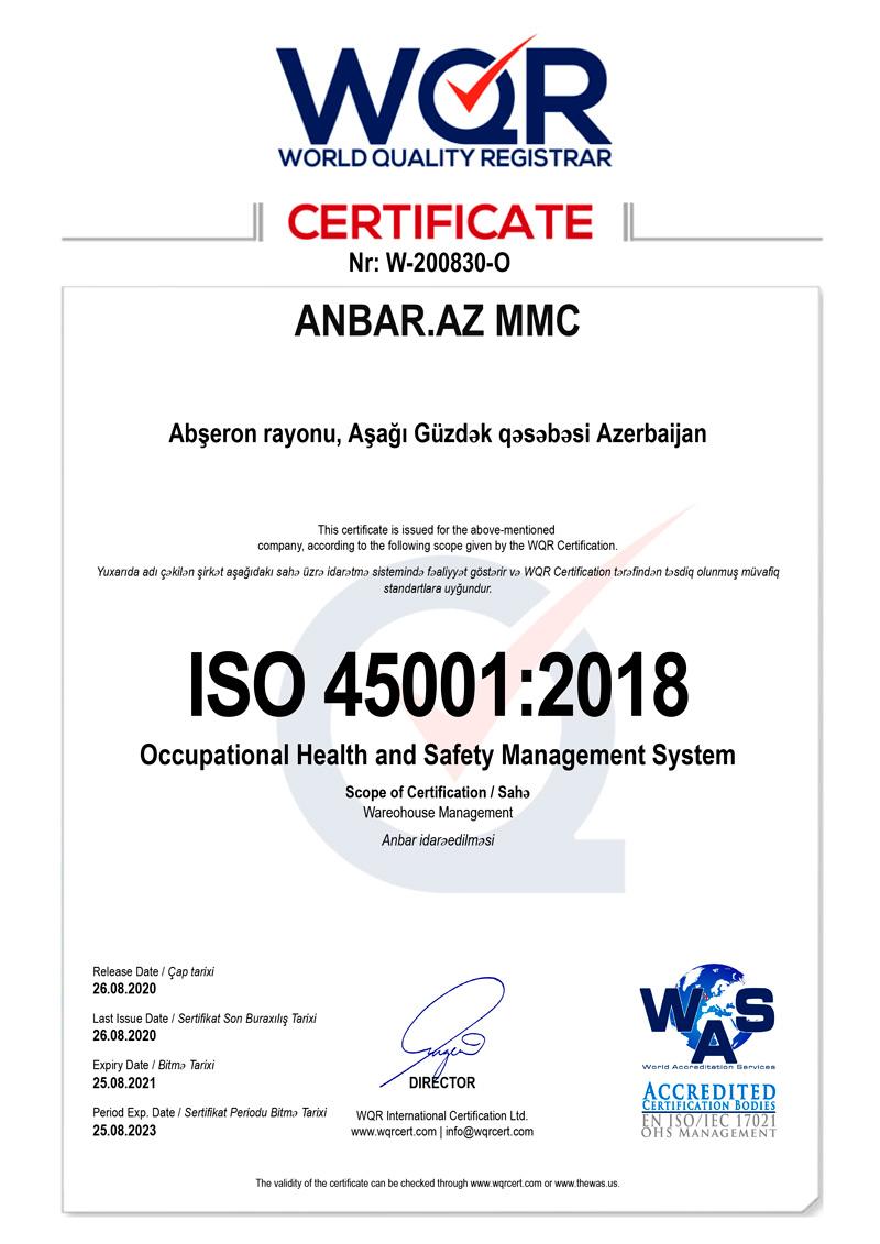 ANBAR-45001-2020